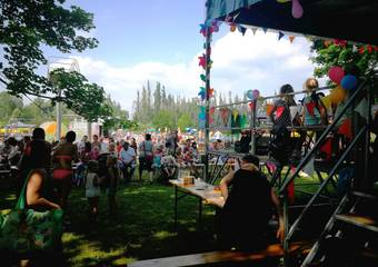 Juze Havelberg - Kinderfest © Juze Havelberg
