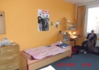 Wohnheim Zimmer ©brain SCC