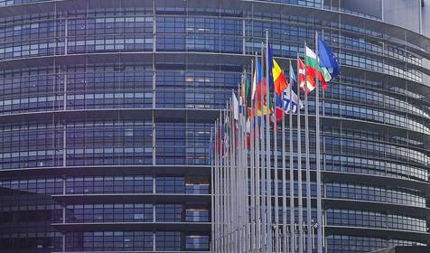 Vertreter im Europaparlament