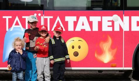 Feuerwehr-Nachwuchs