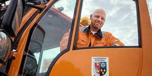 Straßenmeister im Landkreis Stendal