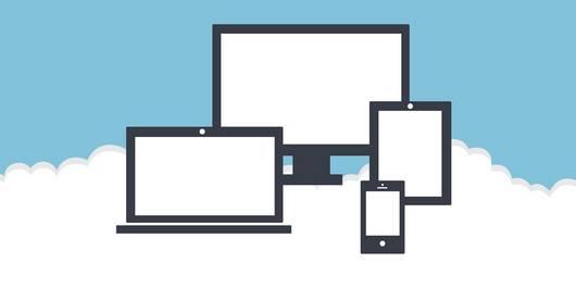 Computer, Laptop, Tablet und Handy