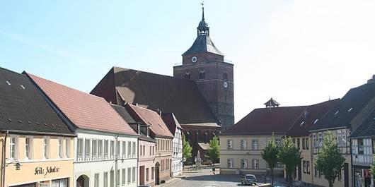 osterburg   grosser markt
