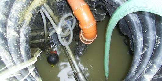 Abwasseranlage