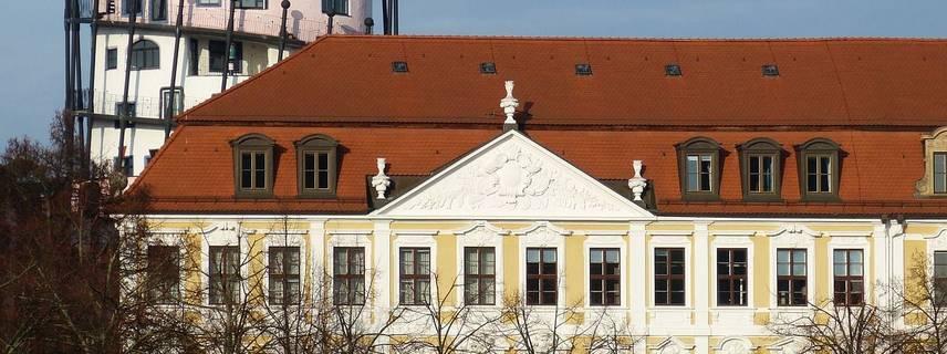 Gebäude des Landtages von Sachsen-Anhalt ©Bild von falco auf Pixabay