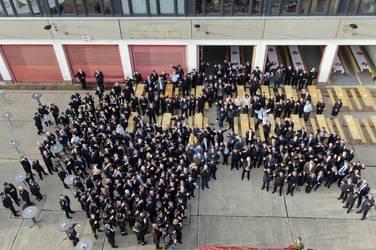 Jubiläum Feuerwehrtechnische Zentrale