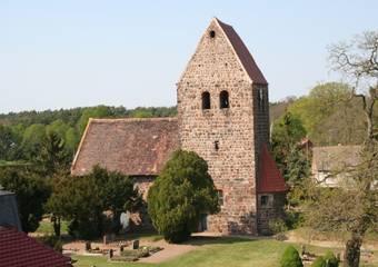 staffelde   verkehrte kirche