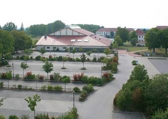 stendal   berufsschulzentrum   parkplatz und sporthalle