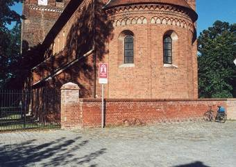 Dorfkirche St. Marien und Willebrord in Schönhausen (Elbe) © brain SCC