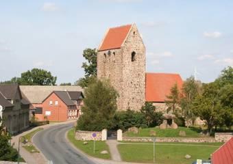 klaeden   kirche
