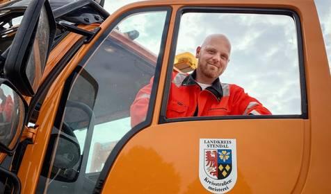Berufsausbildung Straßenwärter © johannes pröhl