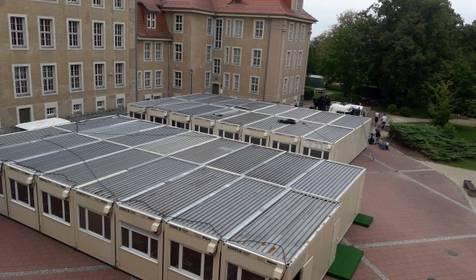 Schulbau und Sanierung © Hochbauamt