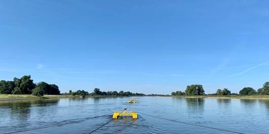 Fähren auf der Elbe im Landkreis Stendal