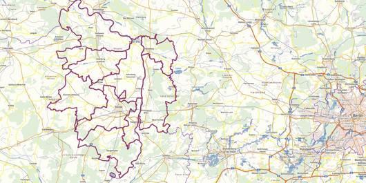 Karte LK Stendal ©Grafik: Geoportal Landkreis Stendal