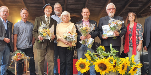 Dr Fritz Milkowski Stiftung Preisverleihung 2021 Foto Jana Maaß ©Jana Maaß