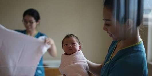 Kinderkrankenschwester oder Hebamme gesucht