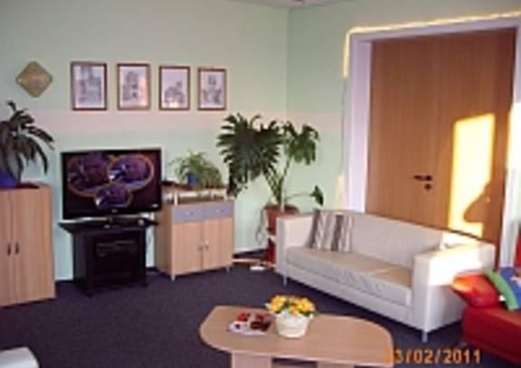Wohnheim Fernsehraum ©brain SCC