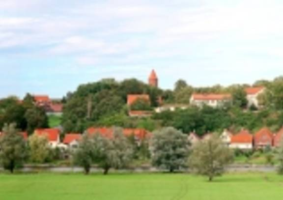 havelberg   panorama mit dom