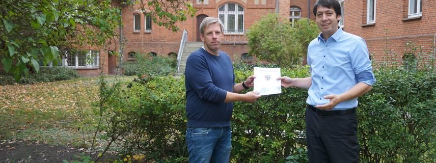 Stefan Feder leitet jetzt das Umweltam ©Pressestelle LK Stendal