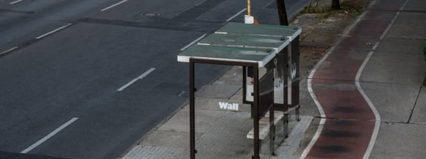 Verlegung der Bushaltestelle Käthen